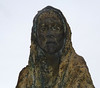 Famine # 6 (Bog Bat) Tags: greatirishfamine famine ireland republicofireland customhousequay dublindocklands dublin capital 1997 1845 1849 rowangillespie sculptures statues 1846 ship perserverance