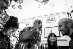 Good vibes at Caledonia Liverpool (Marc Wathieu) Tags: liverpool mademoisellenineteen mademoiselle nineteen juliette wathieu juliettewathieu maxime maximewathieu alex gavaghan alexgavaghan mark percy markpercy edgar jones edgarjones 2017 music live caledonia caledoniastreet pub
