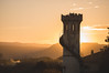 Torre del Agua / Torre de l'Aigua (Oscar EM) Tags: santpedor bages barcelona catalunya cataluña catalonia espanya españa spain torre contraluz contrallum nikon d800 sigma 70200 sigma7020028 nikond800 nikonistas atardecer sunset capvespre