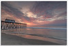 Belmar Fishing Pier (richpope) Tags: sunrise newjersey belmar fishingpier jerseyshore beach shore ocean sky nationalgeographic