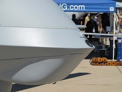 "General Atomics MQ-1 Predator 2 • <a style=""font-size:0.8em;"" href=""http://www.flickr.com/photos/81723459@N04/25336289657/"" target=""_blank"">View on Flickr</a>"