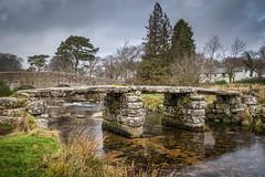 Postbridge Clapper Bridge (Rich Walker75) Tags: postbridge dartmoor devon bridge historic history ancient river landscape landscapes landscapephotography landmark landmarks canon eos100d efs1585mmisusm eos england greatbritain