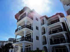 Resort lodging (thomasgorman1) Tags: resort hotal lodging beach bay akumal sunlight canon balcony mexico tourism