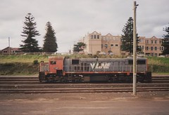 X48 Warrnambool (tommyg1994) Tags: west coast railway wcr emd b t x a s n class vline warrnambool geelong b61 b65 t369 x41 s300 s311 s302 b76 a71 pcp bz acz bs brs excursion train australia victoria freight fa pco pcj