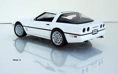 1983 Chevrolet Corvette Sport Coupe (JCarnutz) Tags: 124scale diecast franklinmint 1983 chevrolet corvette