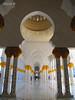 En perspectiva (Alicia B,) Tags: mezquita abudhabi eau arquitectura blanco white