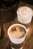 coffee date (jojoannabanana) Tags: 3652017 cappuccino coffee drinks mocha rochester