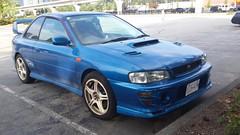 '96-'97 Subaru Impreza Type R STi (Foden Alpha) Tags: subaru impreza typer el547m sti