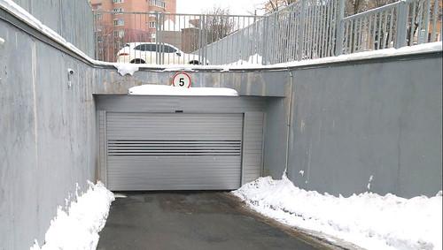 Скоростные ворота, Днепр. SST-PS