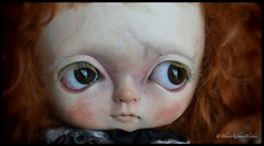 Custom Toffee Doll (Helen CW - Black Ribbon Blythes) Tags: blackribbonblythes blythedoll customdoll custom artistdoll artistblythedoll artdoll artist toffeedoll toffee gothic gothicdoll gothicblythedoll doll dollartist ooakdoll ooak ooakblythedoll
