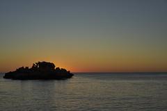 Sunset Isle (Stueyman) Tags: sony ilce alpha za zeiss 55mm wa westernaustralia australia rockingham perth sunset isle rock bluehour sea ocean sky colours
