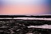 Twilight on Akahipapa Flat (wyojones) Tags: hawaii hōnaunaubay pacificocean puuhonuaohōnaunaunationalhistoricalpark lava basalt pahoehoe akahipapaflat lavaflows rugged coast water ocean sea twilight sunset beach