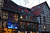 Above The Shops [Colmar - 8 December 2017] (Doc. Ing.) Tags: 2017 france alsace grandest hautrhin colmarribeauvillé colmar alsacewineroute upperrhine halftimberedhouse wood architecture halftimbered façade building