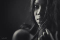Tentative (RickB500) Tags: portrait girl rickb rickb500 sandra