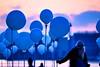 Frost Copenhagen Light Festival Balloon Forest (mikkelfrimerrasmussen) Tags: balloon women young light festival frost copenhagen københavn goldenhour sunset ponytail desktop background art installation