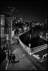 Nakameguro, Meguro-ku, Tōkyō-to (GioMagPhotographer) Tags: tōkyōto night meguroku afterdark nakameguro streetscene japanproject japan buildingwide meguro tokyo tkyto