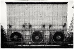 old black holes (fhenkemeyer) Tags: niksilverefexpro2 canoneos70d essen ruhrgebiet industriekultur zollverein