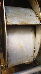 Extractor Cleaning   cleaning for local resteraunt before and after pictures (ericscleaningcarlisle) Tags: