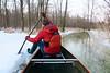 Paddle On (ice) (deanspic) Tags: paddleon po canoe winter wintercanoeing riverdale riverdaleforest g3x