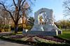 Don't get stressed, get Straussed (Valantis Antoniades) Tags: austria vienna wien stadtpark city park johann strauss monument statue