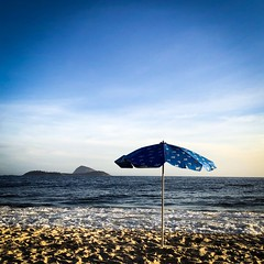 Nice weather in Rio de Janeiro (Alexandre T Tavares) Tags: supersmartphotos iphone8 sunset summer beach riodejaneiro