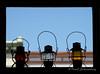 Silhouette Sunday (dscharen) Tags: trains mendota lanterns railroads railroadlanterns silhouettes illinois
