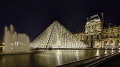 Paris (Hemzah Ahmed) Tags: louvre louvremuseum museum paris parisian timeoutparis europe europeanarchitecture thelouvre pyramid pyramids nightscape nightimages nighttime nightlight nightlife longexposure longexposures slowshutter slowshutterspeed slowexposure slowexposures motionblur blur lightstars reflection reflections reflectionslovers reflectionlovers nocturnesnightphotography afterdark afterdarkphotography france french fountain fountains canon5dmarkiii canon5dmark3 canon1635mmf4 wideangle wide cityscape cityscapes city cities water sky stars night history monalisa outdoor outdoors flickr