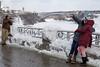 Selfie Capital (Bert CR) Tags: cold freezing icy niagara niagarafalls winter extremecold selfiecapital selfie