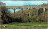 Setting the Pace(r) (Welsh Gold) Tags: class 142 pacer 2er20 merthyr tydfil bridgend service porthkerry viaduct barry valeofglamorgan southwales