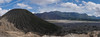 Panoramic view from Bromo (pleymalex) Tags: bromo crater caldeira volcan vulcano indonesia fog smoke view end asia
