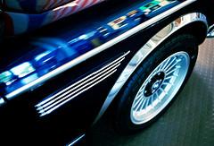 BMW 3.0 CS Coupé, early 1970s (mkk707) Tags: leicacl leitzsummicronc40mmf2 35mmfilm film kodakektar100 wwwmeinfilmlabde bmw vintagelens vintagefilmcamera vintagecar itsaleica technikmuseum speyer germany bokeh