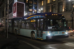 IMG_4945 (GojiMet86) Tags: mta nyc new york city bus buses 2017 lf60102 lfs lfsa 5453 m34 sbs select service 34th street 6th avenue