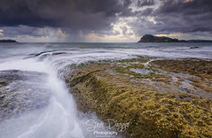 0S1A0400 (Steve Daggar) Tags: pearlbeach nswcentralcoast gosford woywoy seascape landscape longexposure sunset