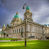 Architecture series - 6 (Dhina A) Tags: sony a7rii ilce7rm2 a7r2 fe 24105mm f4 sonyfe24105mmf4 zoom lens bokeh sharp architecture buildings belfastcityhall belfast
