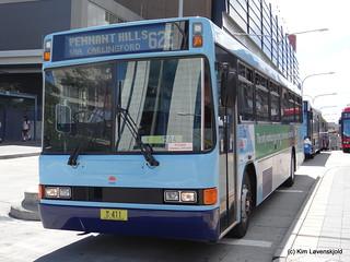 1997' Volvo B10M Custom Coaches 215