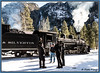 durango 1908 (roswell433) Tags: cascadecanyon colorado durango coalburning conductor engineer snow steam train usa