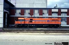 J617 DB1584 Forrestfield (RailWA) Tags: railwa joemoir philmelling westrail db1584 forrestfield