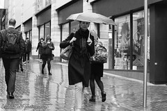 Parisienne walkways (The friendly photographer.) Tags: artistic britain blackandwhite blackwhite bw biancoenero blancoynegro brilliant briggate brilliantphoto blanco blancoenero candid city citycentre d7100 dark england enblancoynegro ennoiretblanc flickrcom flickr google googleimages gb greatbritain greatphotographers greatphoto image inbiancoenero interesting leeds ls1 leedscitycentre mamfphotography mamf monochrome nikon nikond7100 noiretblanc noir negro northernengland onthestreet photography photo pretoebranco photograph photographer person pose portrait quality schwarzundweis schwarz street town uk unitedkingdom upnorth urban westyorkshire wet winter woman lady female yorkshire zwartenwit zwartwit zwart