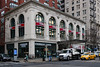 Even lighting (Canadian Pacific) Tags: 2018aimg7323 newyork city state usa unitedstates america american us upperwestside manhattan building architecture broadway 2248 staples starbucks truck taxi cab
