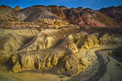 Death Valley #4171 (alexander.garin) Tags: deathvalley artistdrive artistpalette desert landscape sunset