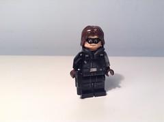 K bricks-verse: The winter soldier (Sam K Bricks) Tags: marvel the winter soldier