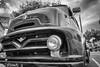 Ford V8 (Photos By Clark) Tags: canon1740 sandiegogeneral canon60d elcajon california unitedstates us ford truck convert lightroom v8 restored nik silverefx