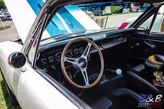 Shelby GT-350 ´65 (B&B Kristinsson) Tags: holleynationalhotrodreunion2017 beechbendracewaypark nhra bowlinggreen kentucky usa