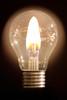 Flame caught in a bulb (Hans Lambregts) Tags: macromondays flickr doubleexposure toevoegenaanslimmeverzamelingflickr