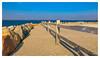 Sakonnet Point (Timothy Valentine) Tags: 2018 0118 ocean large friday fence littlecompton rhodeisland unitedstates us