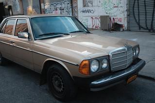 Mercedes Benz 300D Turbo Diesel