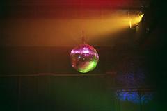(ニノ Nino) Tags: 35mm film 35 mm analog analogie ishootfilm filmisnotdead is dead shoot disco ball