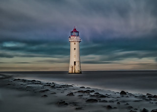 New Brighton Lighthouse - Perch Rock