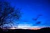 L'hora blava a Sant Cugat. (De carrusel) Tags: 2018 amanecer paisajes carrusel santcugatdelvallès catalunya españa es