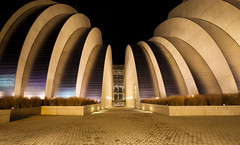 Good Things Come in Pairs (KC Mike Day) Tags: art performance building kauffmancenterfortheperformingarts kauffman two arch night photography light shadow kcmo kansascity missouri midwest